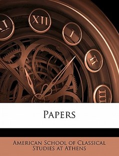Papers by  (9781172332205) - PaperBack - History