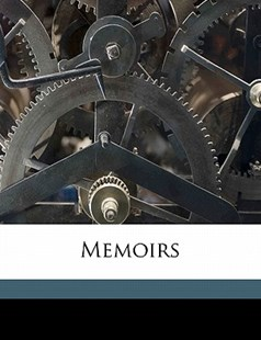 Memoirs by  (9781172337798) - PaperBack - History