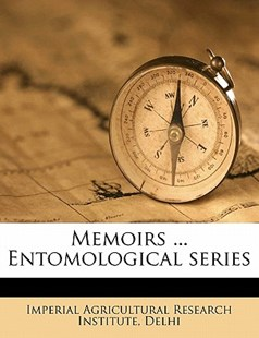 Memoirs Entomological Series by  (9781172340637) - PaperBack - History
