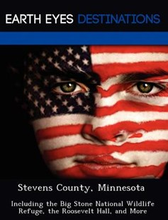 Stevens County, Minnesot by Martha Martin (9781249226987) - PaperBack - Travel