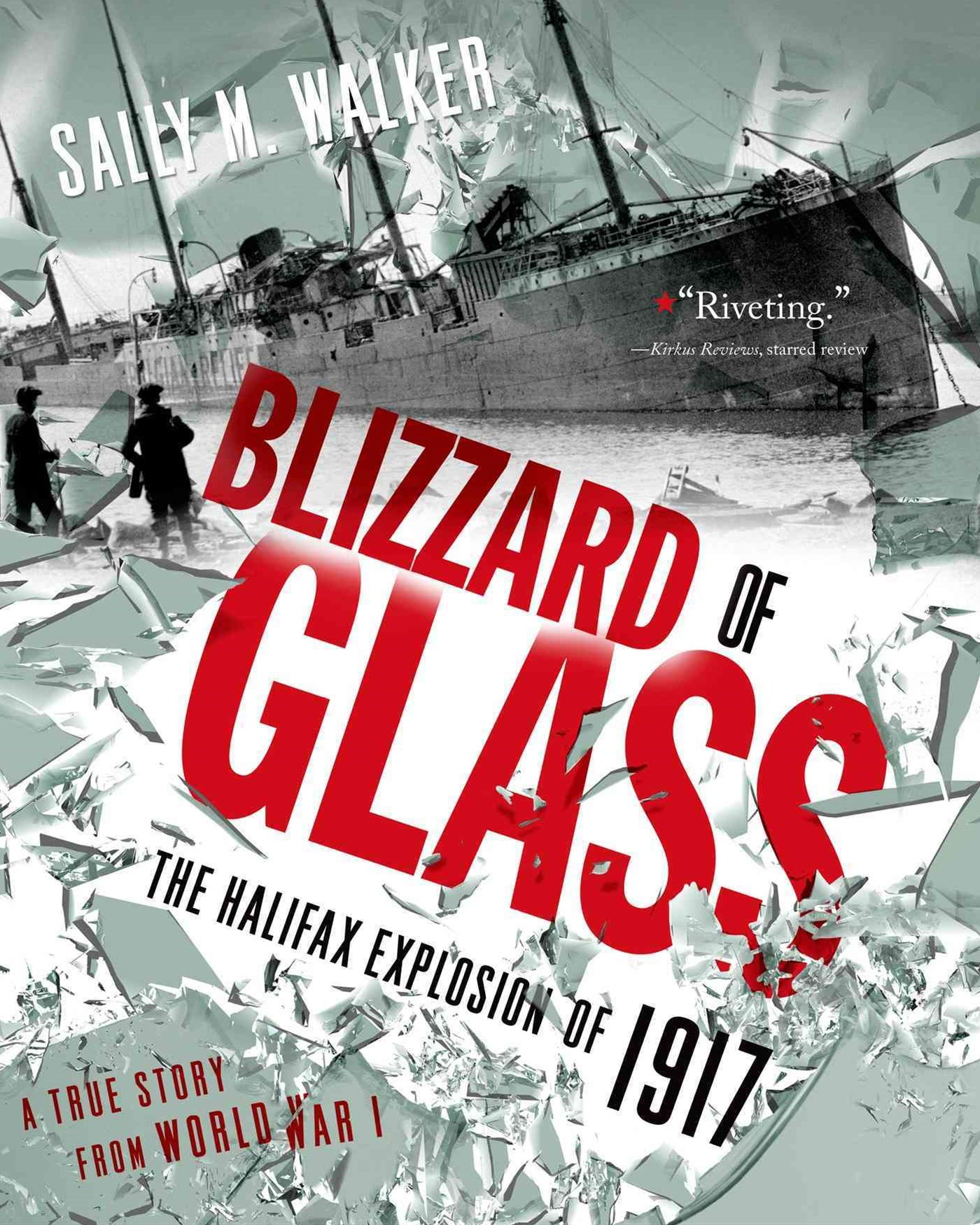 Blizzard of Glass