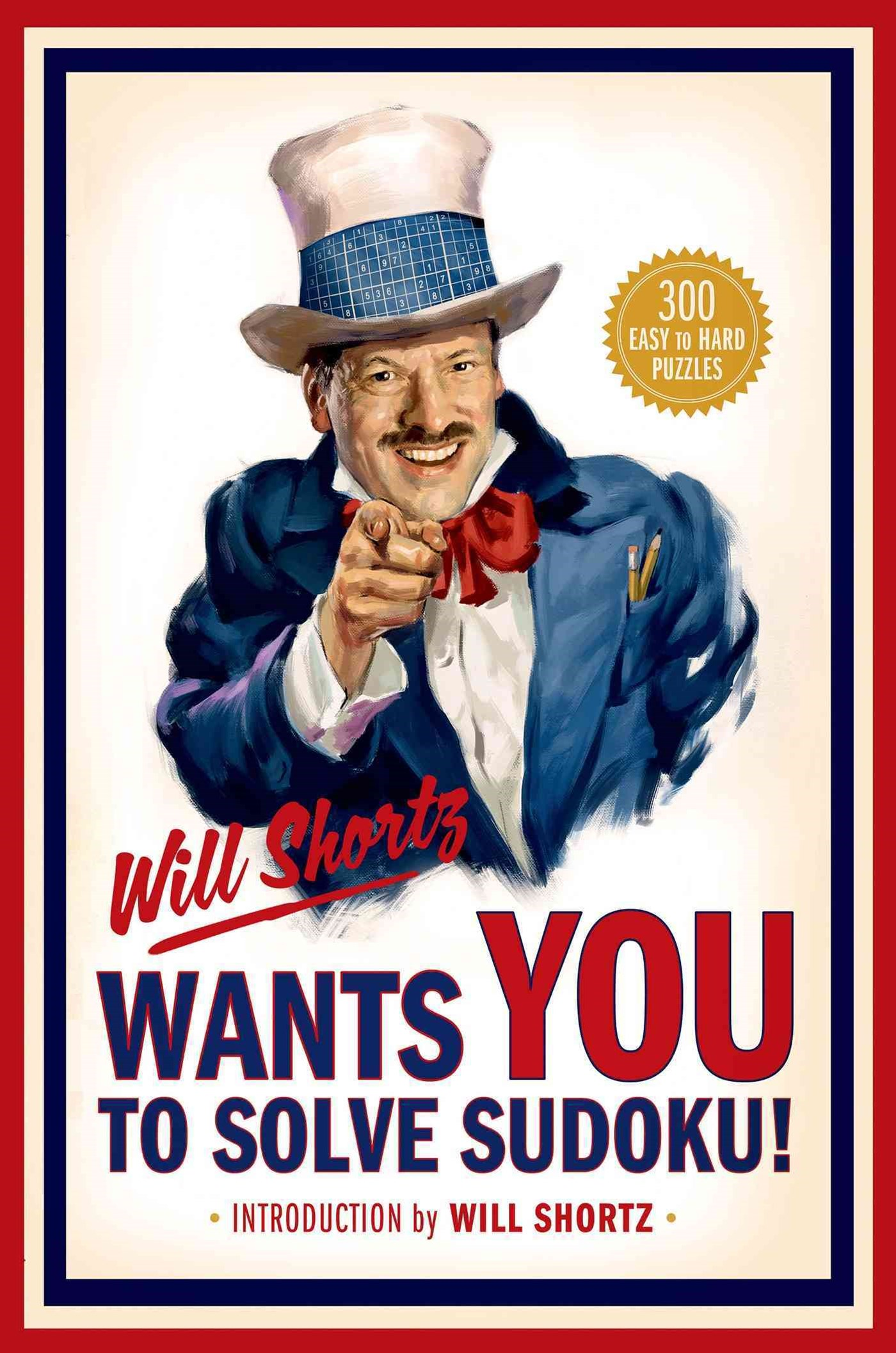 Will Shortz Wants You to Solve Sudoku!