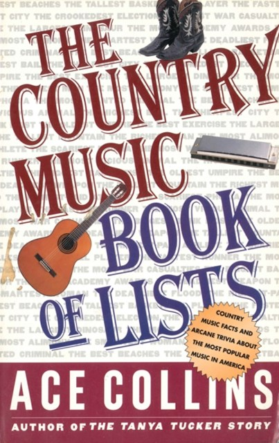 Country Music Book of Lists