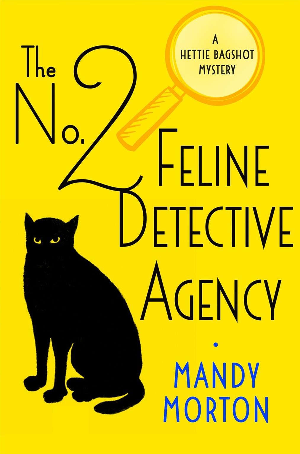 The No. 2 Feline Detective Agency