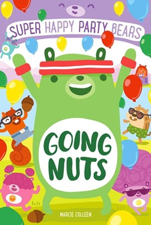 Going Nuts: Super Happy Party Bears 4