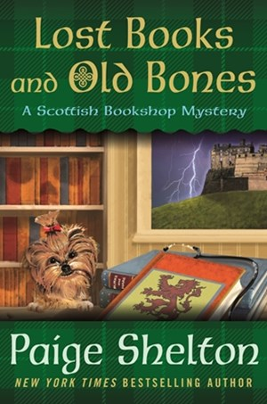 Lost Books and Old Bones:A Scottish Bookshop Mystery