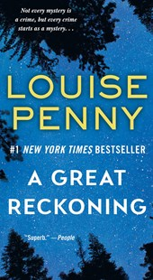 A Great Reckoning by Louise Penny (9781250130747) - PaperBack - Crime Mystery & Thriller