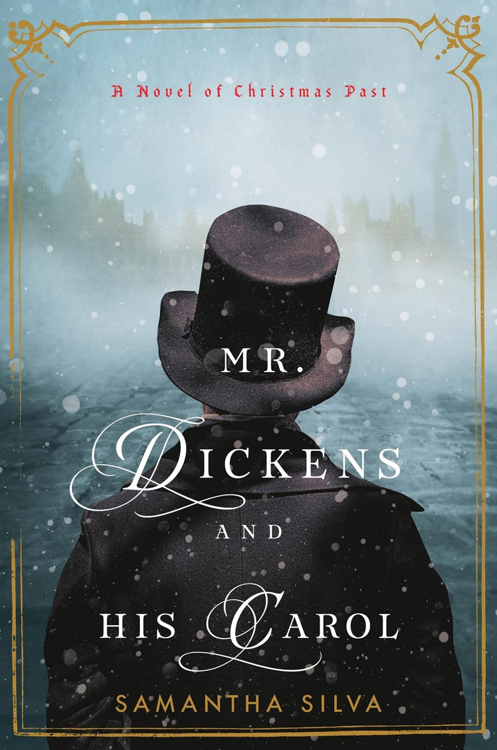 Mr. Dickens and His Carol