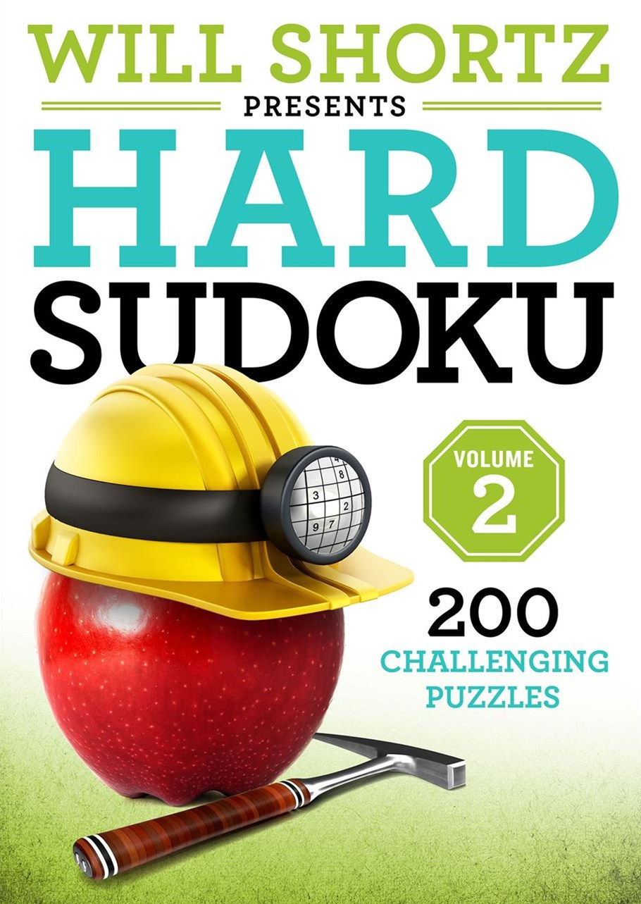 Will Shortz Presents Hard Sudoku