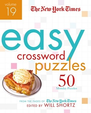 New York Times Easy Crossword Puzzles Volume :50 Monday Puzzles f