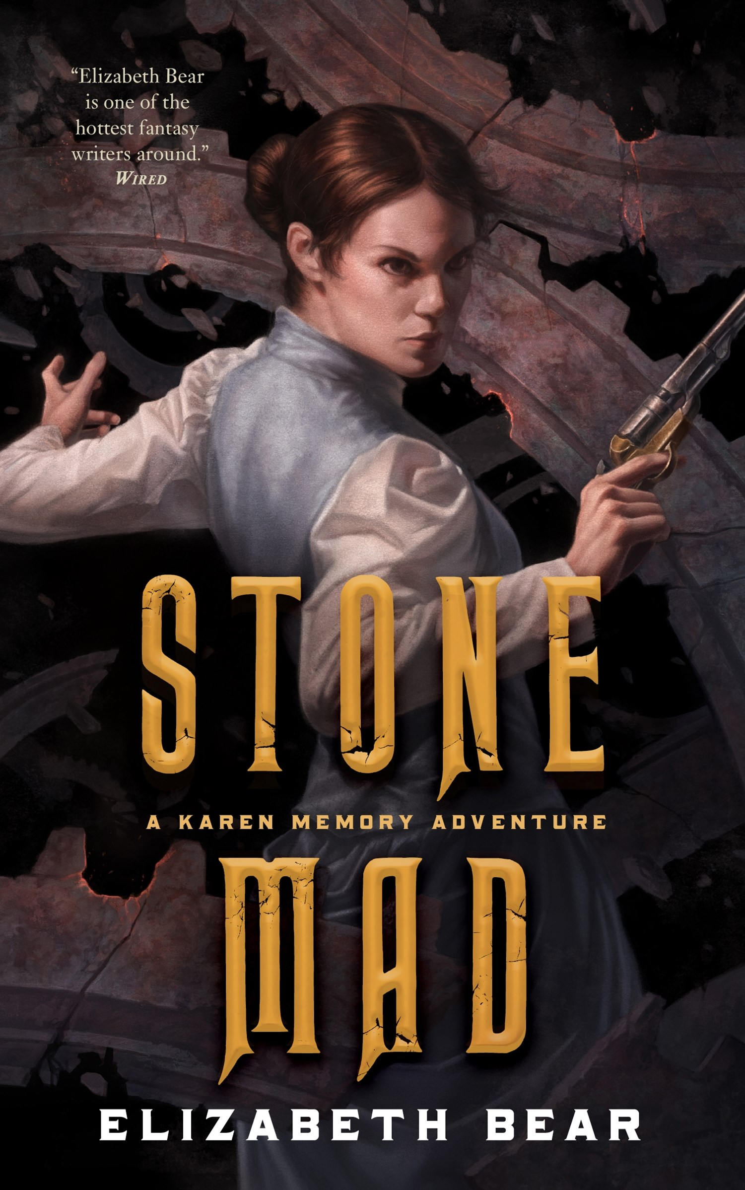 Stone Mad:A Karen Memory Adventure