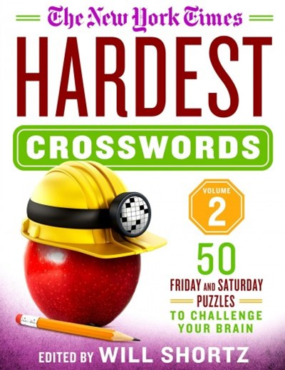New York Times Hardest Crosswords Volume 2, T: 50 Friday and Satu