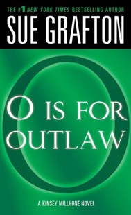O Is for Outlaw by Sue Grafton (9781250306883) - PaperBack - Crime Mystery & Thriller