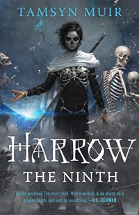 Harrow The Ninth by Tamsyn Muir (9781250313225) - HardCover - Science Fiction