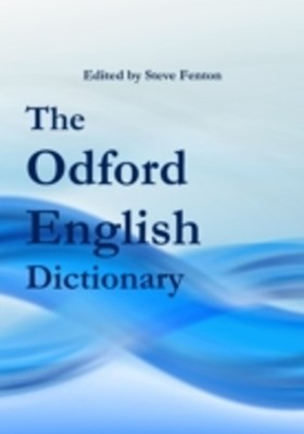 Odford English Dictionary