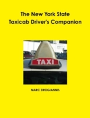 (ebook) New York State Taxicab Driver's Companion