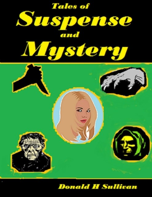 (ebook) Tales of Suspense and Mystery