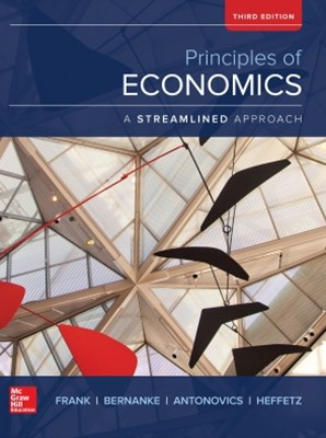 eBook Online Access For Principles of Economics, A Streamlined Approach