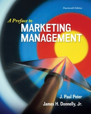 Generic eBook Online Access for Preface to Marketing Management