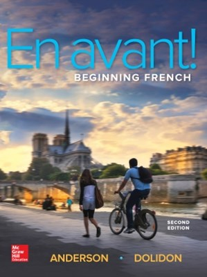 En avant: Beginning French (Student Edition)