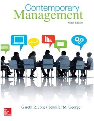 eBook Online Access for Contemporary Management