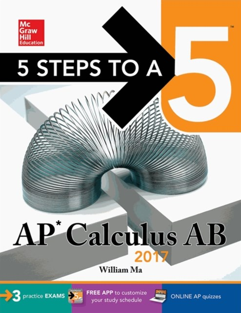 5 Steps to a 5: AP Calculus AB 2017
