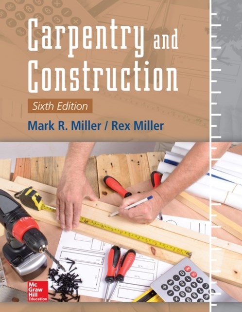 (ebook) Carpentry and Construction, Sixth Edition