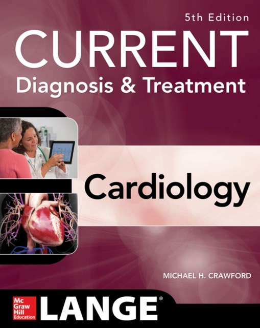 (ebook) Current Diagnosis and Treatment Cardiology, Fifth Edition