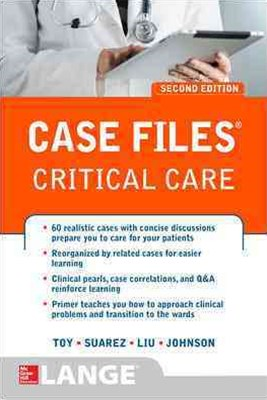 Case Files Critical Care, Second Edition
