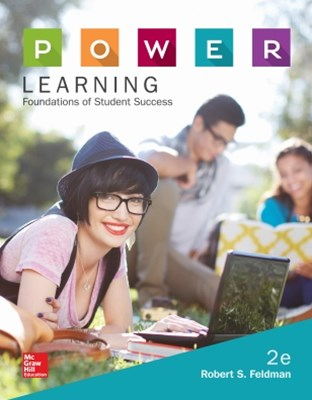 eBook Online Access for P.O.W.E.R. Learning: Foundations of Student Success