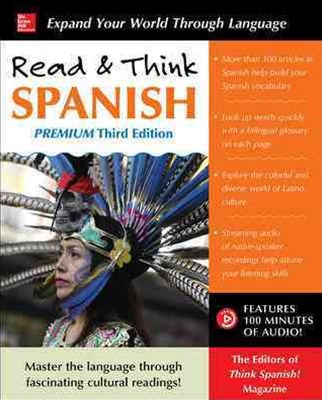 Read & Think Spanish Premium 3ed