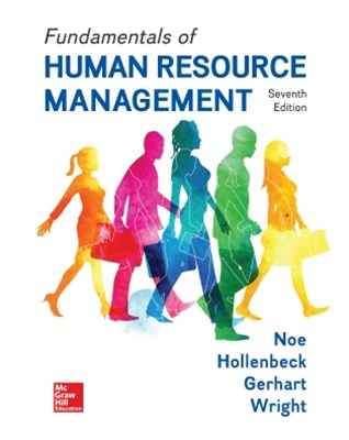 Bound for FUNDAMENTALS OF HUMAN RESOURCE MANAGEMENT