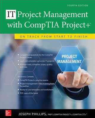 Project Mgmt with CompTIA Project+ 4ED