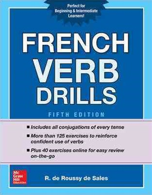 French Verb Drills 5ED