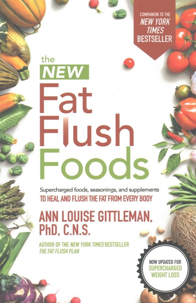 New Fat Flush Foods 2ED
