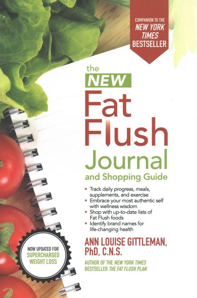 New Fat Flush Journal & Shopping Gde 2ED