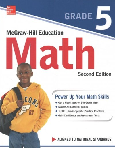 Mcgraw-hill Education Math Grade 5