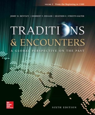 Traditions and Encounters Vol 1