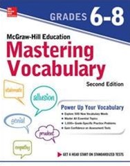 Mcgraw-hill Education Mastering Vocabulary