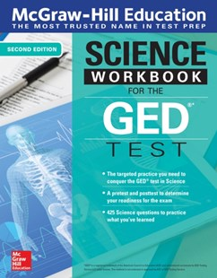(ebook) McGraw-Hill Education Science Workbook for the GED Test, Second Edition - Education Study Guides