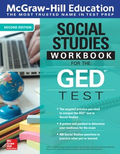 (ebook) McGraw-Hill Education Social Studies Workbook for the GED Test, Second Edition - Business & Finance