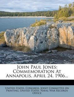 John Paul Jones by United States Congress Joint Committee (9781274643629) - PaperBack - History