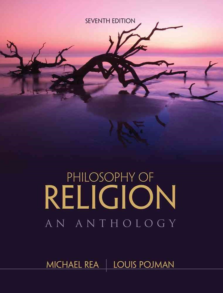 Philosophy of Religion : An Anthology