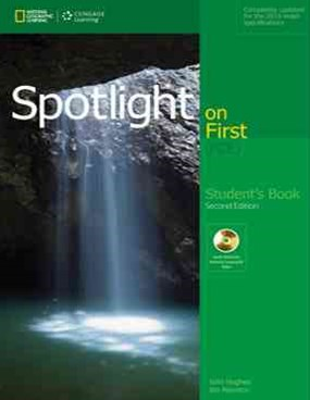 Spotlight on First: Student's Book
