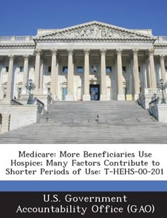Medicare by U. S. Government Accountability Office ( (9781289000851) - PaperBack - Politics