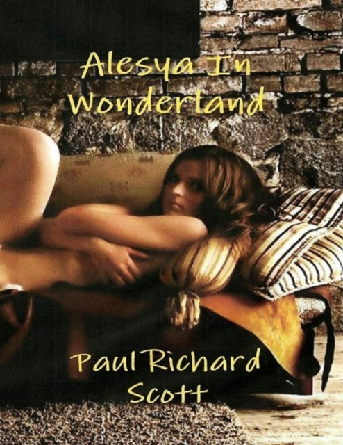 Alesya In Wonderland