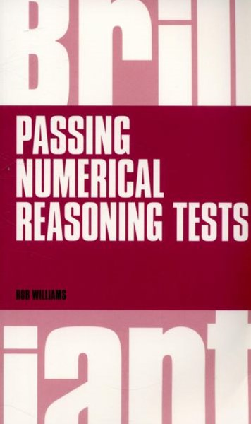 Brilliant Passing Numerical Reasoning Tests