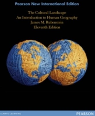 (ebook) Cultural Landscape: An Introduction to Human Geography