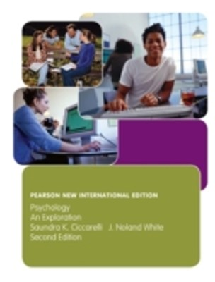 Psychology: Pearson New International Edition