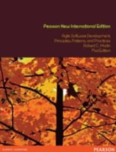 (ebook) Agile Software Development, Principles, Patterns, and Practices: Pearson New International Edition - Computing Programming